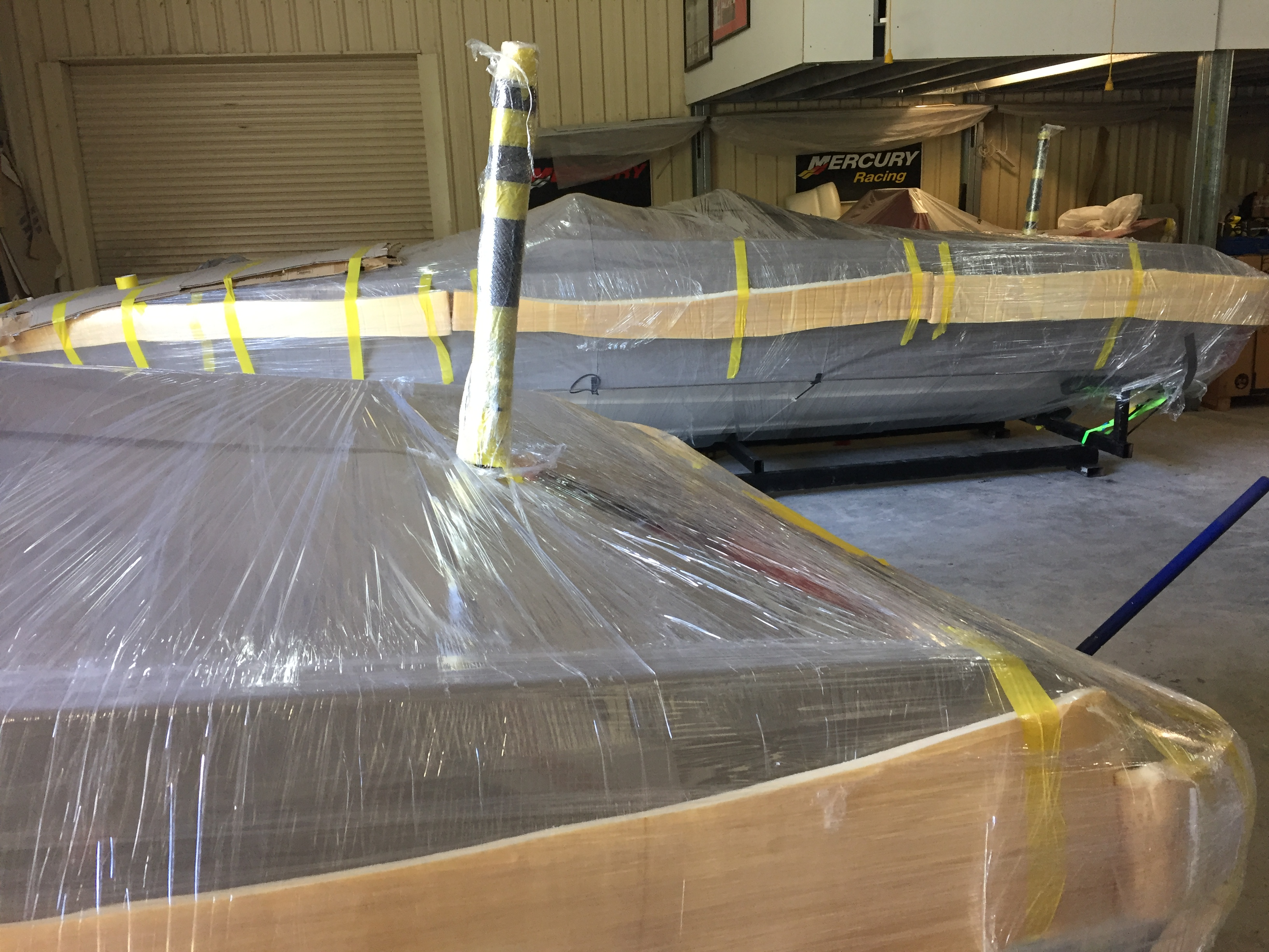 Our First Force F19x & F21x shipped over to Hong Kong!