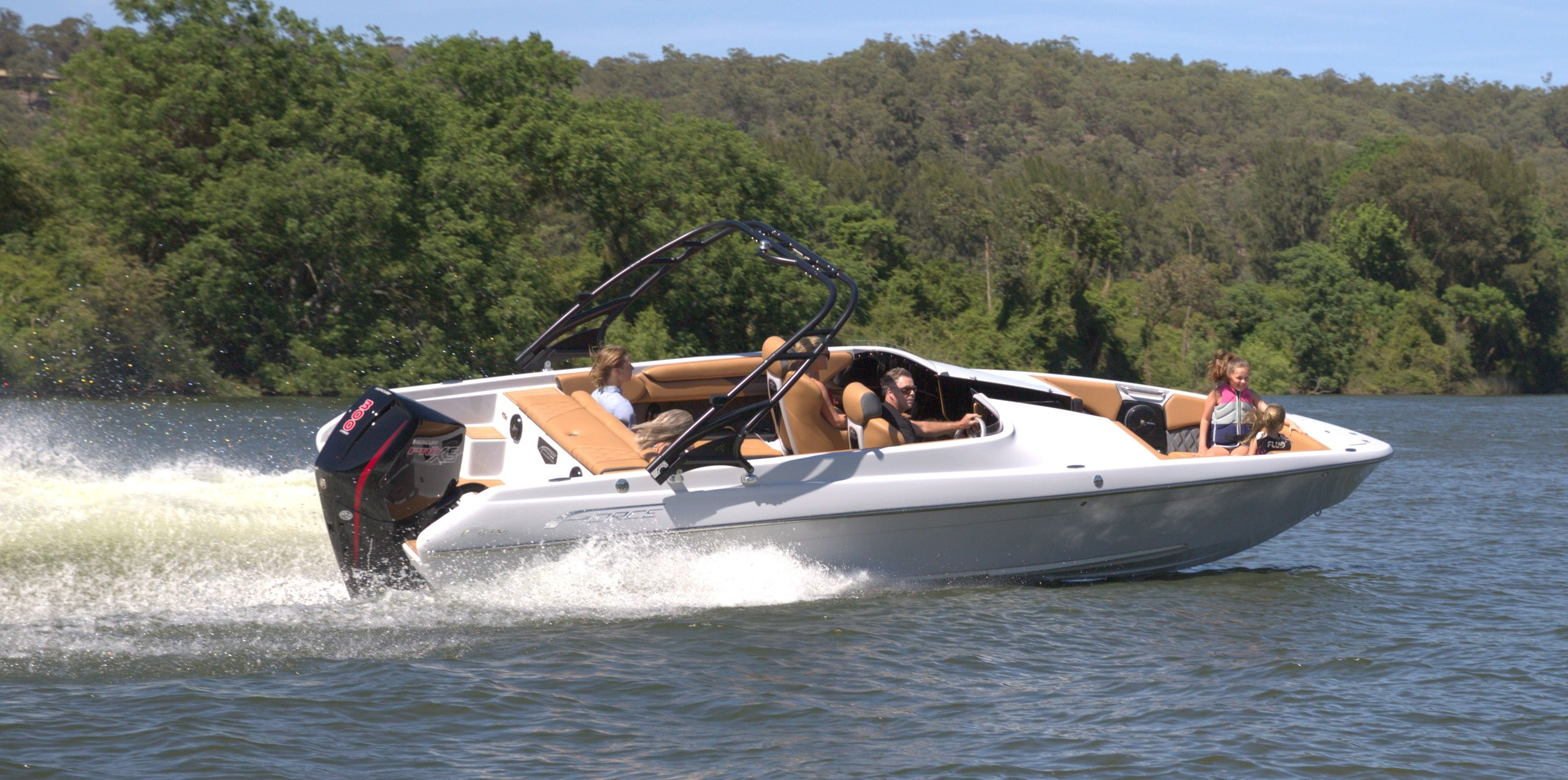 FORCE BOATS – 2020 DEMO STOCK FOR SALE