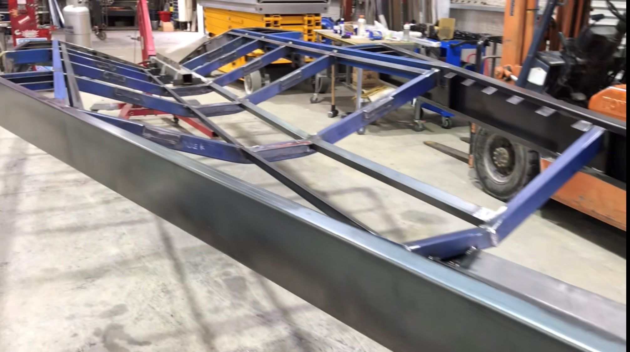 Check out our latest Force Custom Trailer! This F23 trailer is getting ready for galvanising. All built out of heavy duty, Australian Steel, Pre-Drilled before galvanising.