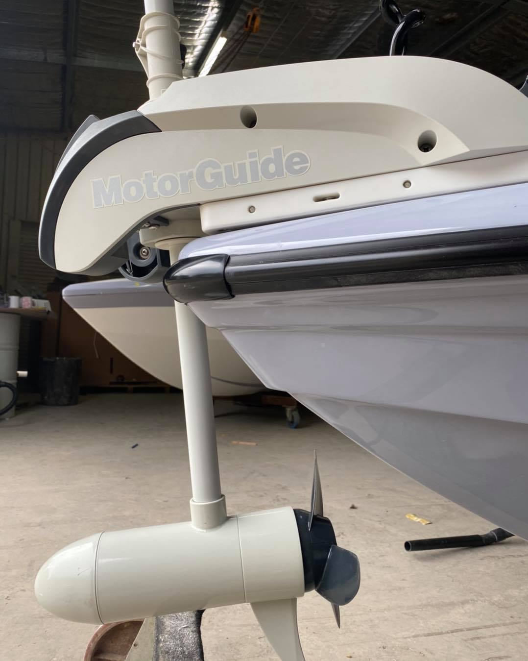 Sneak peak at the latest Force F13 Fisher as we start to add the finishing touches!