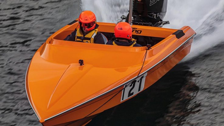 Check out these shots of one of our Force F19X's with Mercury's 300R outboard, racing last weekend on Lake Dunstan - Cromwell NZ!