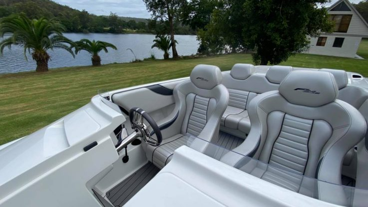 See our latest F24B Sterndrive Deluxe