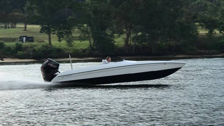 What boat will you be driving next Summer?